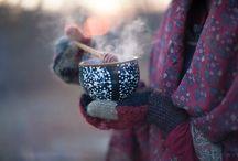 Winter Wonderland ❄❄☃ / Winter inspirations, beautiful views and cozy indoors
