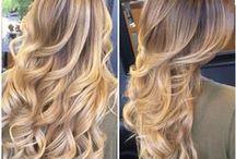 Hair .