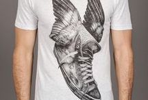 Awesome tshirts / Awesome tshirt illustration