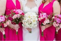 Floral Finery / Get ideas for color schemes, flower types, and even arrangements