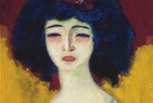 Kees van Dongen / Avant-garde. Cornelis Theodorus Maria van Dongen (26 January 1877 – 28 May 1968) was a Dutch painter and one of the Fauves. He gained a reputation for his sensuous, at times garish portraits. Kees van Dongen was born in Delfshaven a borough of Rotterdam. In 1892, at age 16, Kees van Dongen started his studies at the Royal Academy of Fine Arts in Rotterdam. In 1897 van Dongen lived in Paris for several months, where there was a large emigre community. http://en.wikipedia.org/wiki/Kees_Van_Dongen