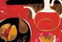 Mary Fedden / Happy! Mary Fedden (14 August 1915– 22 June 2012) was a British artist. Sometimes mistakenly described as the daughter of Roy Fedden (who was in fact her uncle), Mary Fedden was born in Bristol and studied at the Slade School of Fine Arts, London from 1932 to 1936. She painted and taught in Bristol until World War II. After the war Fedden developed her own style of flower paintings and still lifes, reminiscent of artists such as Matisse and Braque. http://en.wikipedia.org/wiki/Mary_Fedden