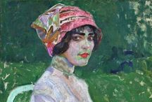 František Kupka / František Kupka (September 23, 1871 – June 24, 1957), also known as Frank Kupka was a Czech painter and graphic artist. He was born in Opočno, eastern Bohemia (now Czech Republic) and a pioneer and co-founder of the early phases of the abstract art movement and Orphic cubism (Orphism). Kupka's abstract works arose from a base of realism, but later evolved into pure abstract art. http://en.wikipedia.org/wiki/Frantisek_Kupka