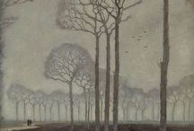 Jan Mankes / Precious. Jan Mankes (15 August 1889 – 23 April 1920) was a Dutch painter. He produced around 200 paintings, 100 drawings and 50 prints before dying of tuberculosis at the age of 30. Mankes had a reputation as an ascetic living in a kind of self-chosen isolation in De Knipe, Friesland, far from the country's culture. In reality he was well aware of what was going on, read the leading newspapers and was supplied by friends with news clippings etc. http://en.wikipedia.org/wiki/Jan_Mankes