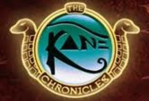 Kane Chronicles / by Rick Riordan