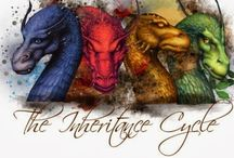 The Inheritance Cycle / by Christopher Paolini