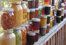 Survival, Food Storage and Canning