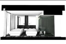 Hotel Boutique / Hotel Boutique  La firma de diseño de interiores Arquitectura de Interiores a cargo de Marisabel Gomez Vazquez realizo esta propuesta de cuarto tipo para Hotel Boutique, en colaboracion con la firma se desarrollaron estas perspectivas 3D conceptuales para su estudio.  Sitio Web Arquitectura de Interiores: http://www.ai-interiores.com.mx/