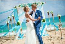 Wedding in Dominican Republic.Свадьба в Доминикане.