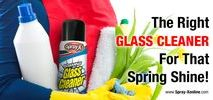 Ideas for a Clean House / Clean your home with America's Favorite Foaming Glass Cleaner!