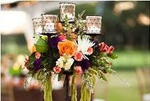 Centerpieces, Tables & Reception Decor