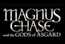 Magnus Chase / Magnus Chase & the Gods of Asgard