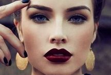 Make up / Lot of make up ideas for work, wedding or friday party