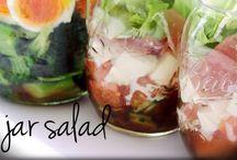 jar salad / ハマってるjar salad! 簡単だし、コレがあれば安心❤︎#MAISON #Ball