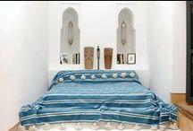 COTTON Pom Pom blankets by Berber Wares / Shop online www.berberwares.com