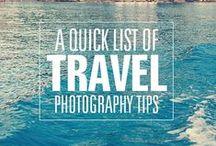 Travel + Photography
