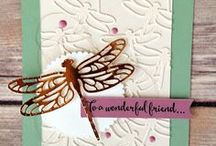 Stampin'Up! Big Shot ideas / Others and my own