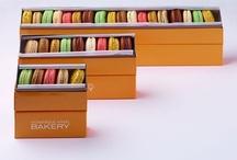 Macaron box / Selection of nice macaron box design.