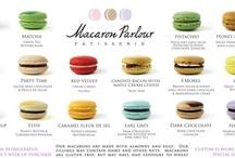 Macaron Poster / Nice macaron portfolio posters.