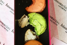 Macarons - The beauty of imperfection / Beautiful and not perfect.
