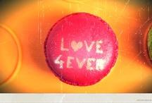 Macarons & Valentine's day