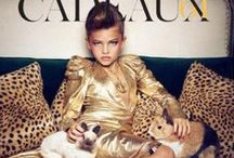 Mini Fashionistas / If I have children, I they will dress like this
