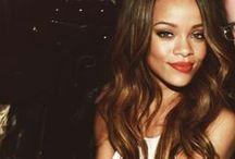 Inspirations: Rihanna / by CC Lee