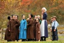 the AMISH and MENNONITE world / Incredible way of life, .....incredible people .....