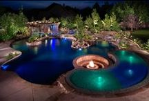 Swimming Pools / Beautiful Swimming Pools for everyone's inspiration especially when you want to build a pool or planning to rebuild one
