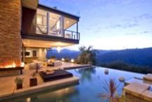 Celebrity Swimming Pools / Swimming pools from famous celebrities and personalities