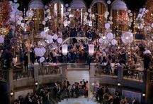 Gatsby Throws Big Parties