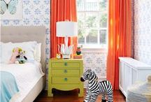 Children's Room // / Planning your little one's nursery/room? Whatever theme you want, we have lots of inspiration!