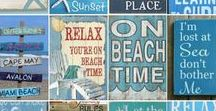 Seaside town decor ideas