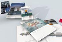 Hicom – Flyer & Folder – Portfolio / Ob Flyer, Broschüre,Folder oder andere Printmaterialien für Ihre Kampagnen – Hicom lässt Ihre Kampagne strahlen.