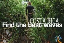 Costa Rica Surf Maps / A collection of the best Costa Rica maps.  Since 1999, CRsurf has helped surfers find killer waves and assisted travelers plan EPIC Costa Rica vacations. Contact Us Today-->http://crsurf.com/trips.html