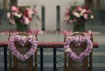 Church Wedding / Gotteshäuser und Kirchendekoration
