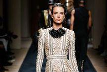 Fashion Week: Balmain