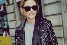 """OLIVIA. PALERMO. / My """"celebrity street style"""" board just became a ridiculous OP worship montage so basically: it's time for an Olivia board. Love her."""