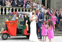 Green wedding transport / Get me to the church (other venues are available) on time in eco wedding style. / by ethicalweddings
