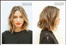 Hairstyles & Bangs