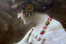 Art Nouveau Fashion / by Geri Heater Torres