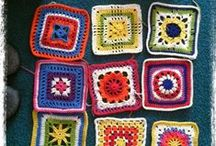 mycrochet grannies 1 / by Joy Ryan