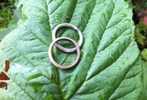 The ring's the thing / Beautiful rings to say I do forever.  Hopefully also ethical ones but I may not always be sure! / by ethicalweddings