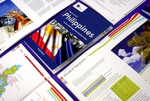 Brochure Design & Print Inspiration / Great examples of creative design, creative formats and creative printing for amazing brochures.