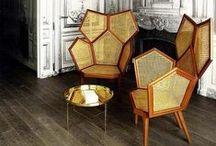 Distinctive furniture pieces