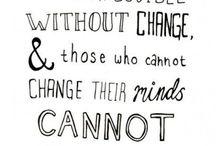 Motivation for transformation