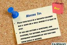 Moving Tips and DIY Ideas / Moving tips and DIY Ideas