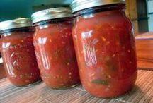 Canning/Preserving / by Stephanie