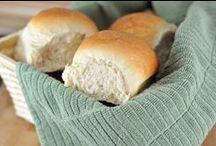 Breads & Rolls / by Stephanie