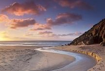 The Cornish Coast / Stunning photographs of Cornwall's breath-taking seascapes and its wonderful seaside views.